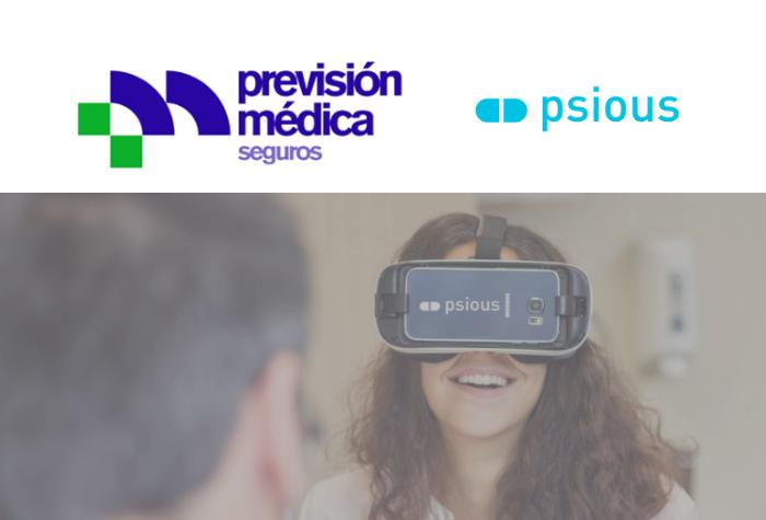 Previsión Médica llega a un acuerdo con Psious